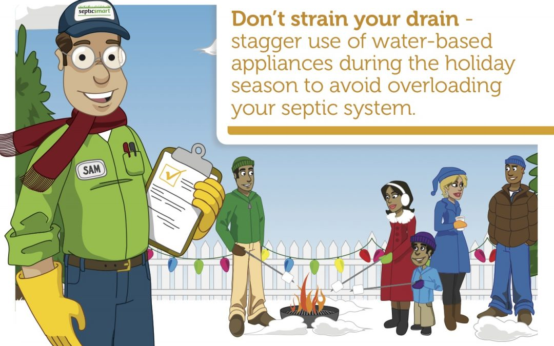 Don't Strain Your Drain During the Holidays