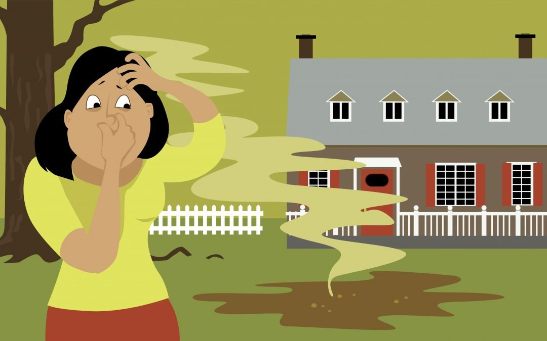 What Causes Septic Tank Odor